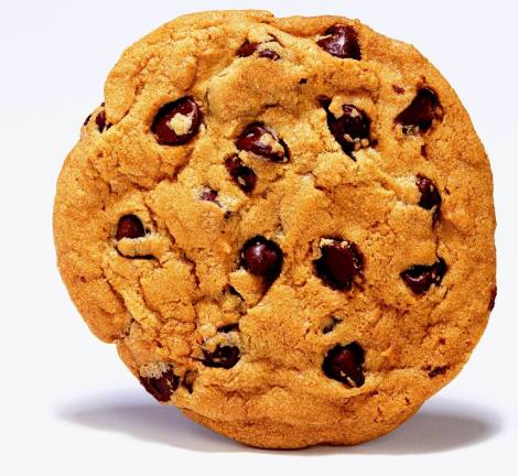 A cookie.